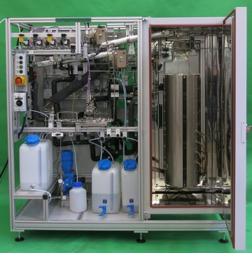 Membrane Reactor Test System